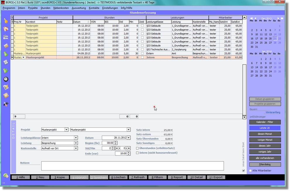 Ocm Software Office Controlling Modules Buro
